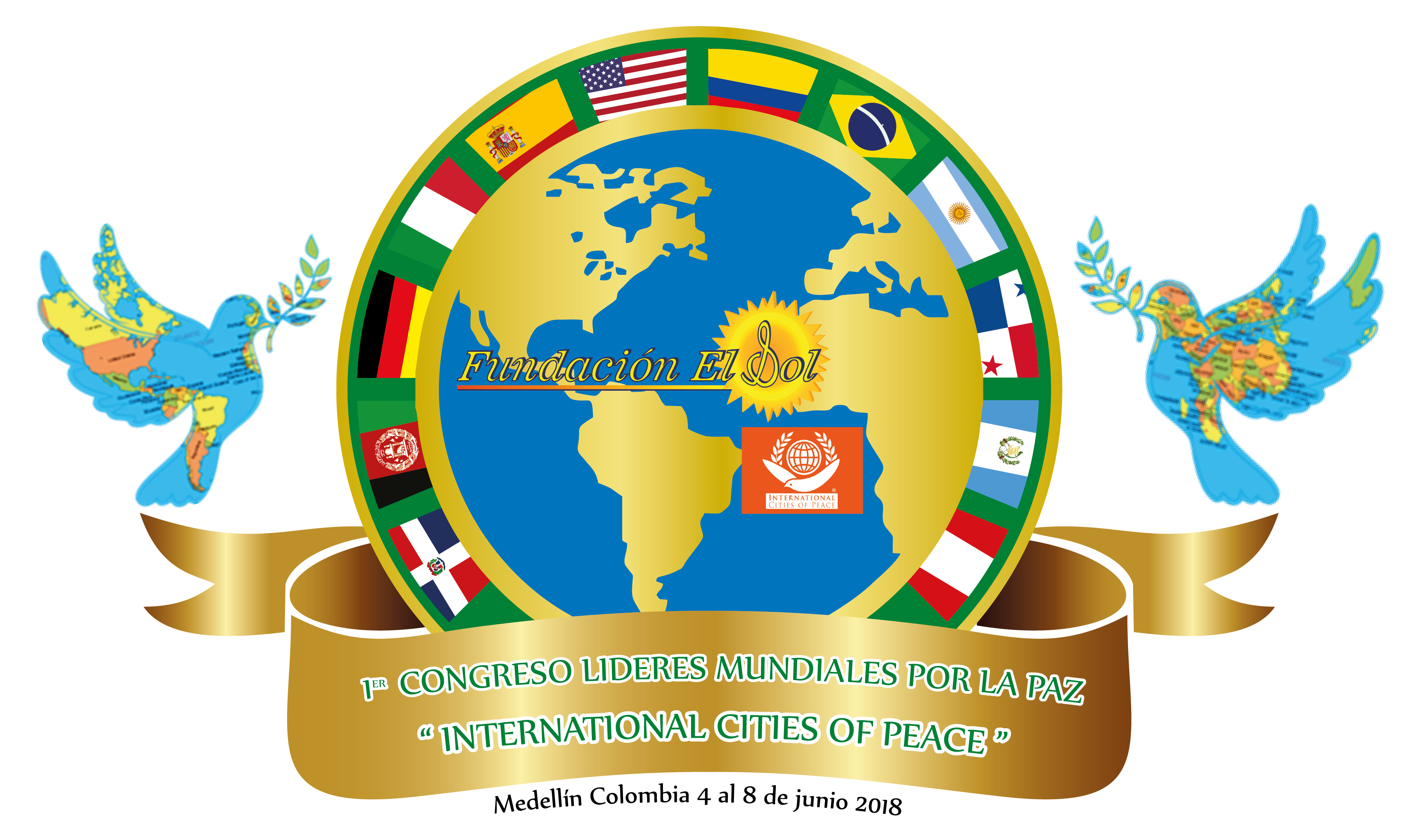 2018 clipart may 2018. International cities of peace
