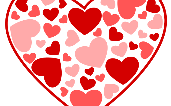 2018 clipart valentines day. Happy free