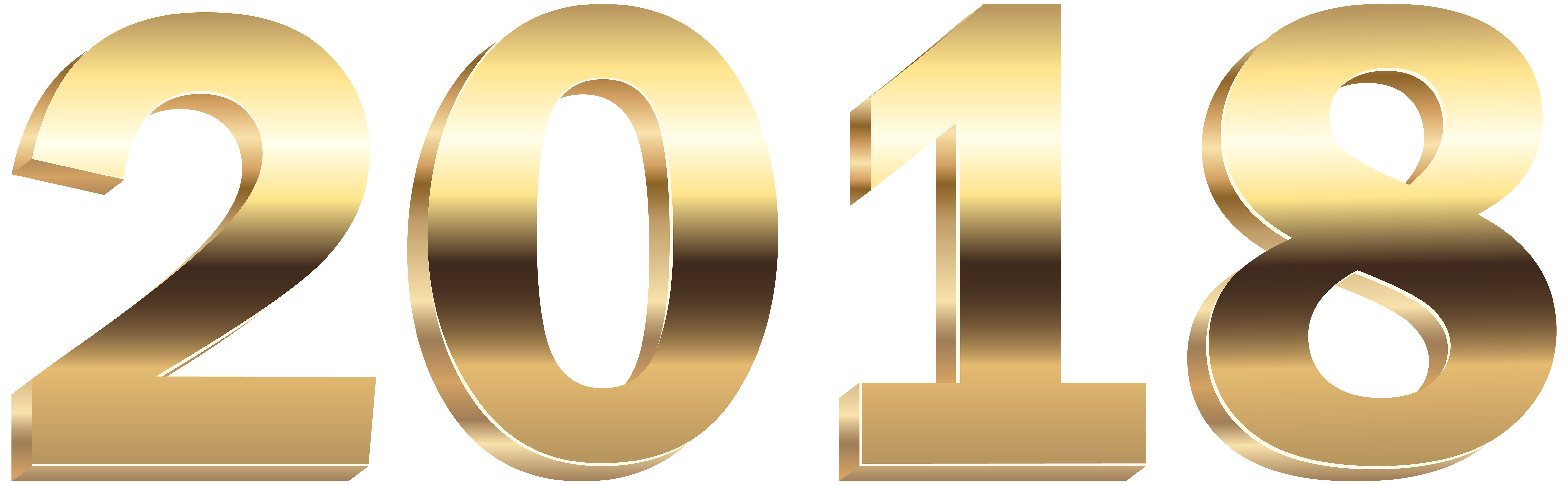 2018 gold png. Clip art gallery
