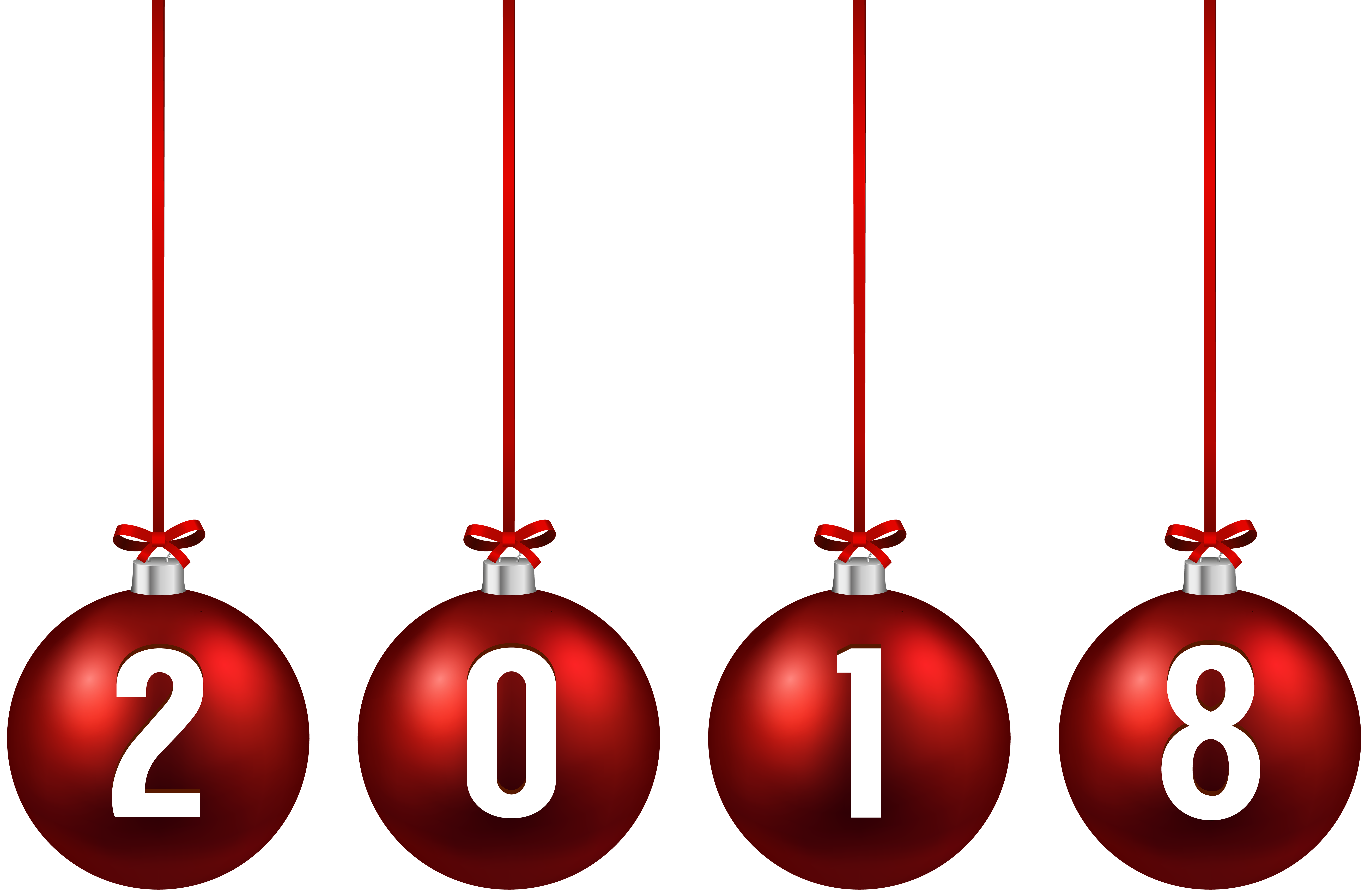 New year ornaments png. Christmas ornament clip art