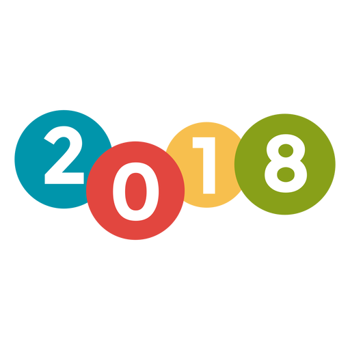 2018 png. Bubbles transparent svg