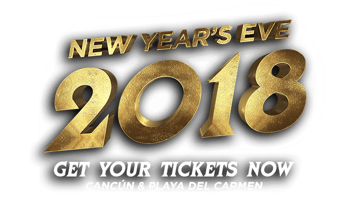 2018 png text. New year backgrounds