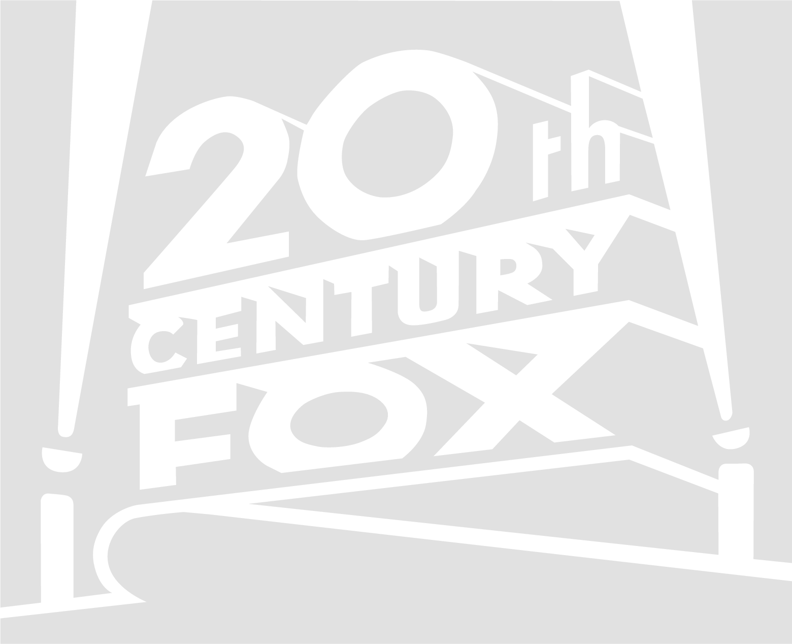 20th century fox logo png. Image th plateado transparente