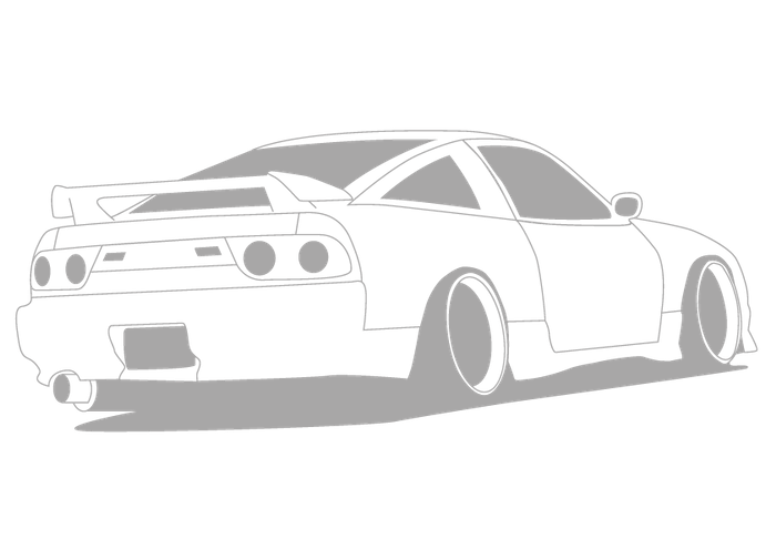240sx drawing drift