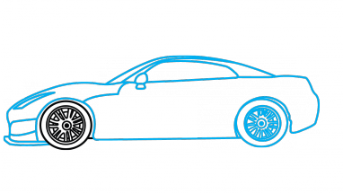 How to draw nissan. 240sx drawing supra clip art transparent library