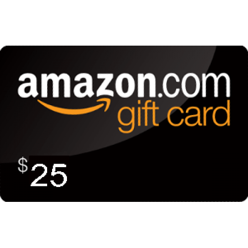$25 amazon gift card png. Instant delivery other