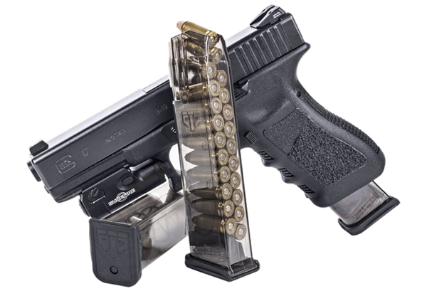 25 clip glock. Best aftermarket magazines for