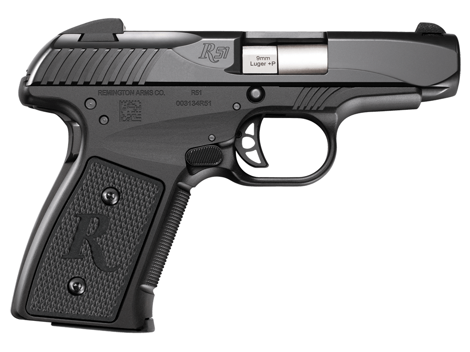 25 clip pistol. Remington r overview