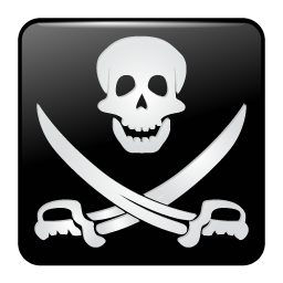 256x256 png images. Pirate icon free large