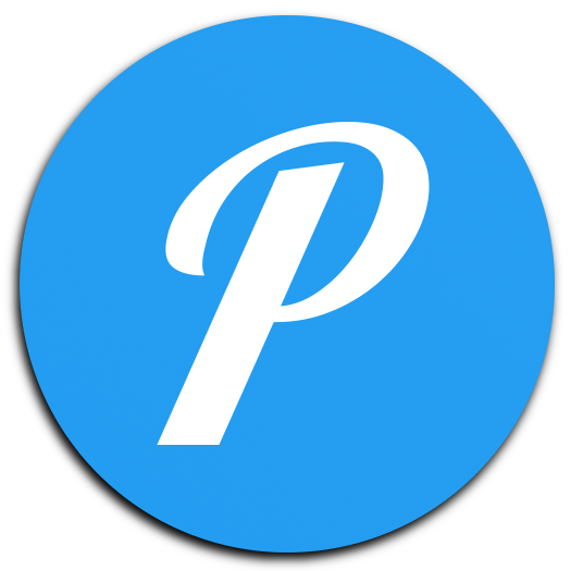 256x256 png images. Pushover logos and usage