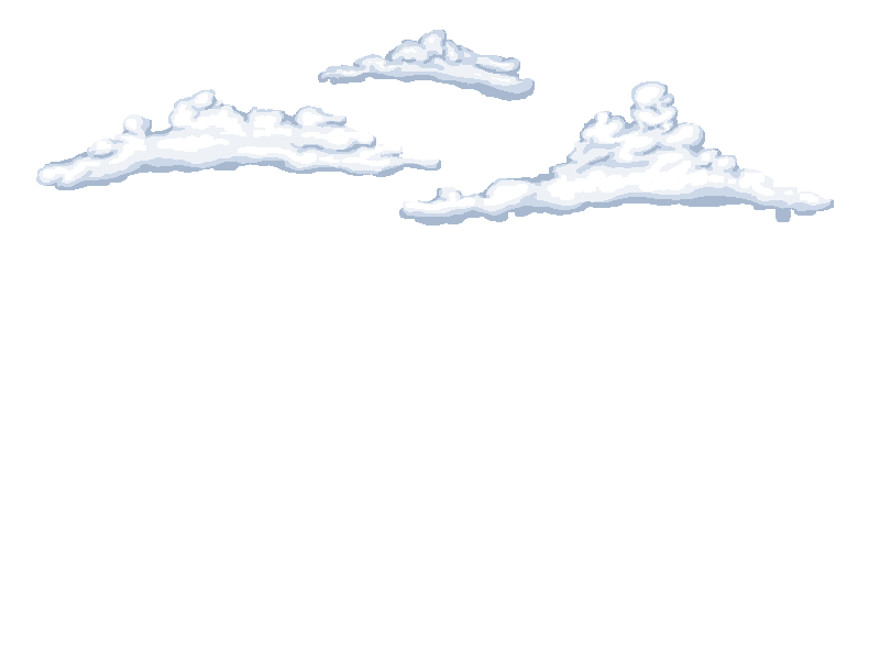 Cloud image png. D clouds opengameart