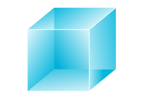2d cube png. I choose this because