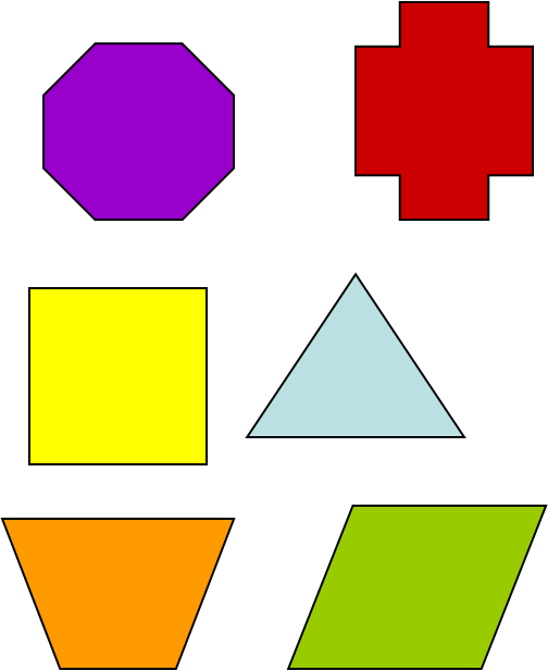 2d shapes png. These are dimensional you