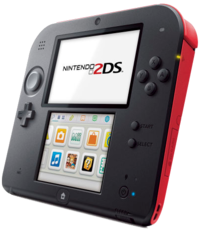 2ds transparent blue. Nintendo ds bulbapedia the