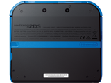 2ds transparent electric blue. Nintendo ds refurbished systems
