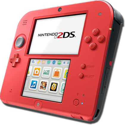 2ds transparent red. Nintendo ds roblox