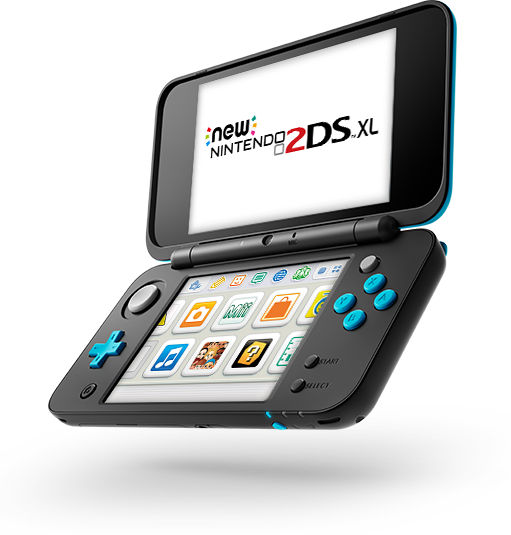 2ds transparent crystal. What is the nintendo