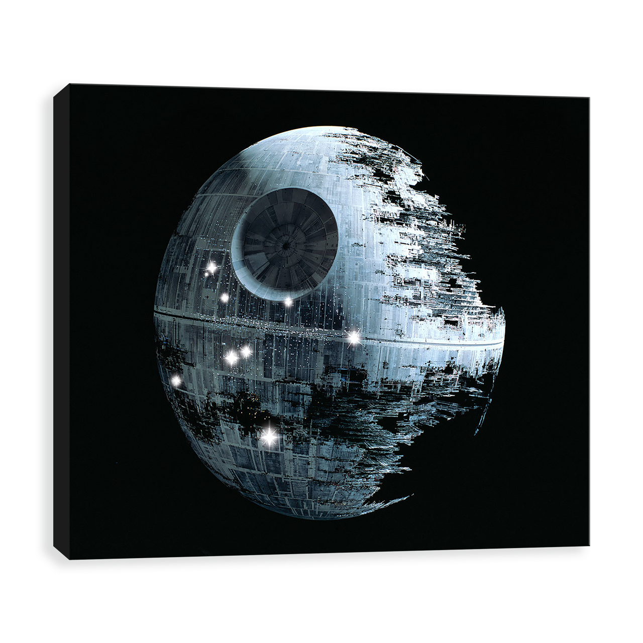 2nd death star png. The second horizontal entertainart