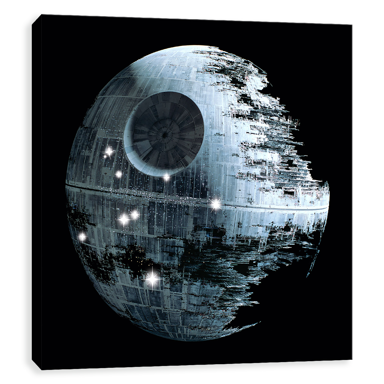 2nd death star png. The second square entertainart