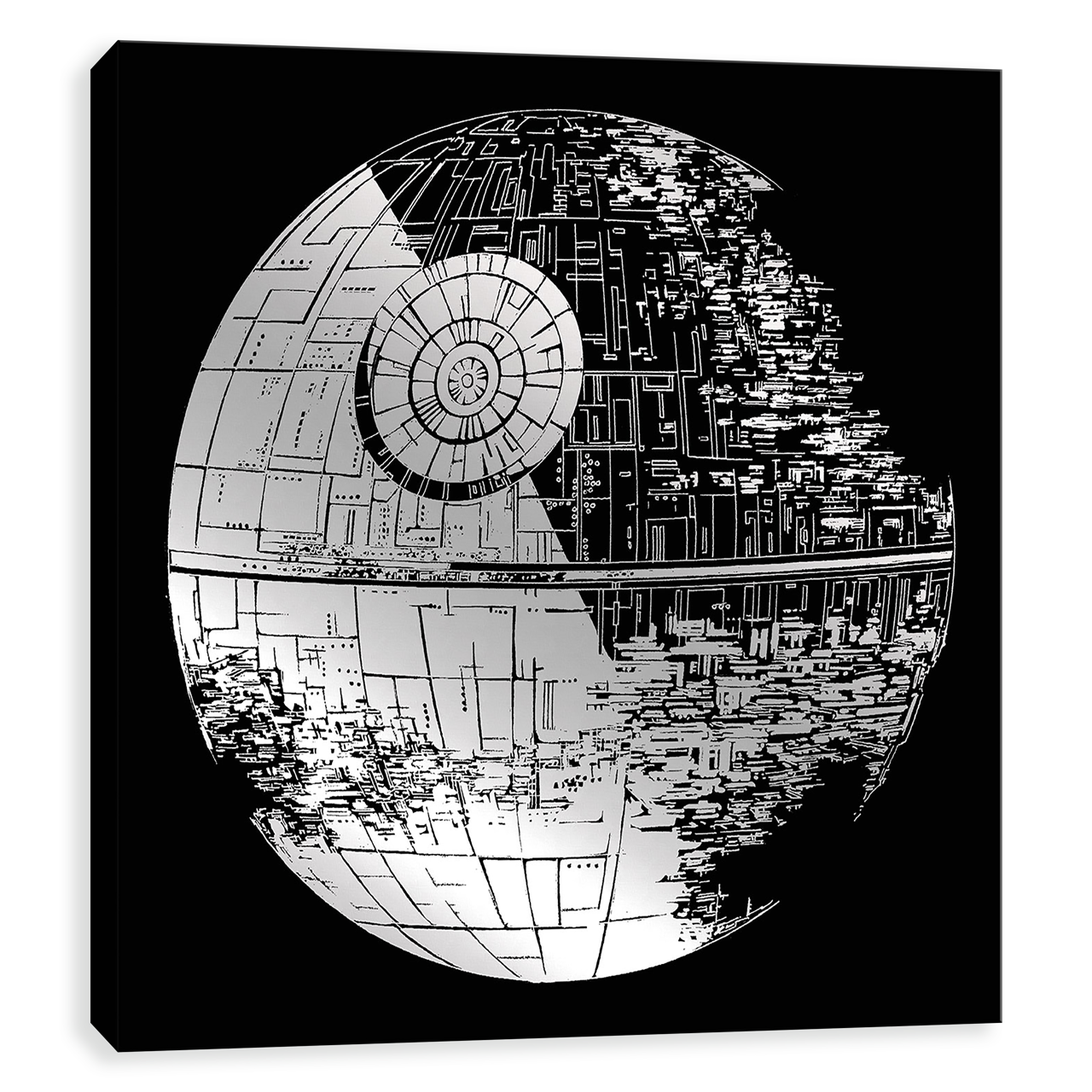 2nd death star png. Wars classic ships second