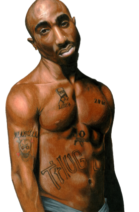 2pac transparent pointing. Pac png image