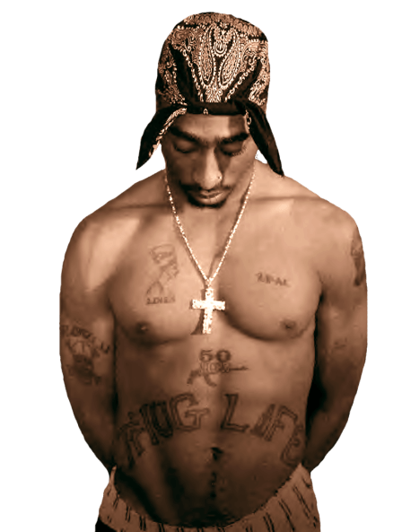 2pac transparent full body. Download free png pac
