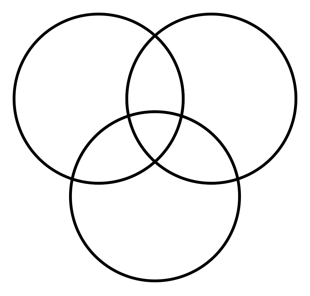 3 circles png. File intersection of svg