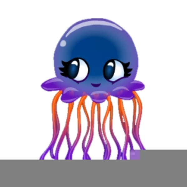 Animated free images at. 3 clipart jellyfish svg download