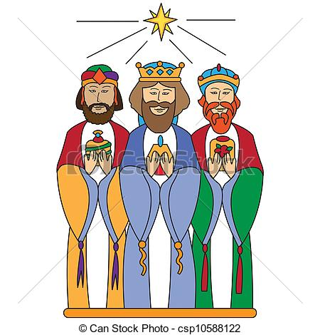 We three bearing gifts. 3 clipart kings picture transparent download