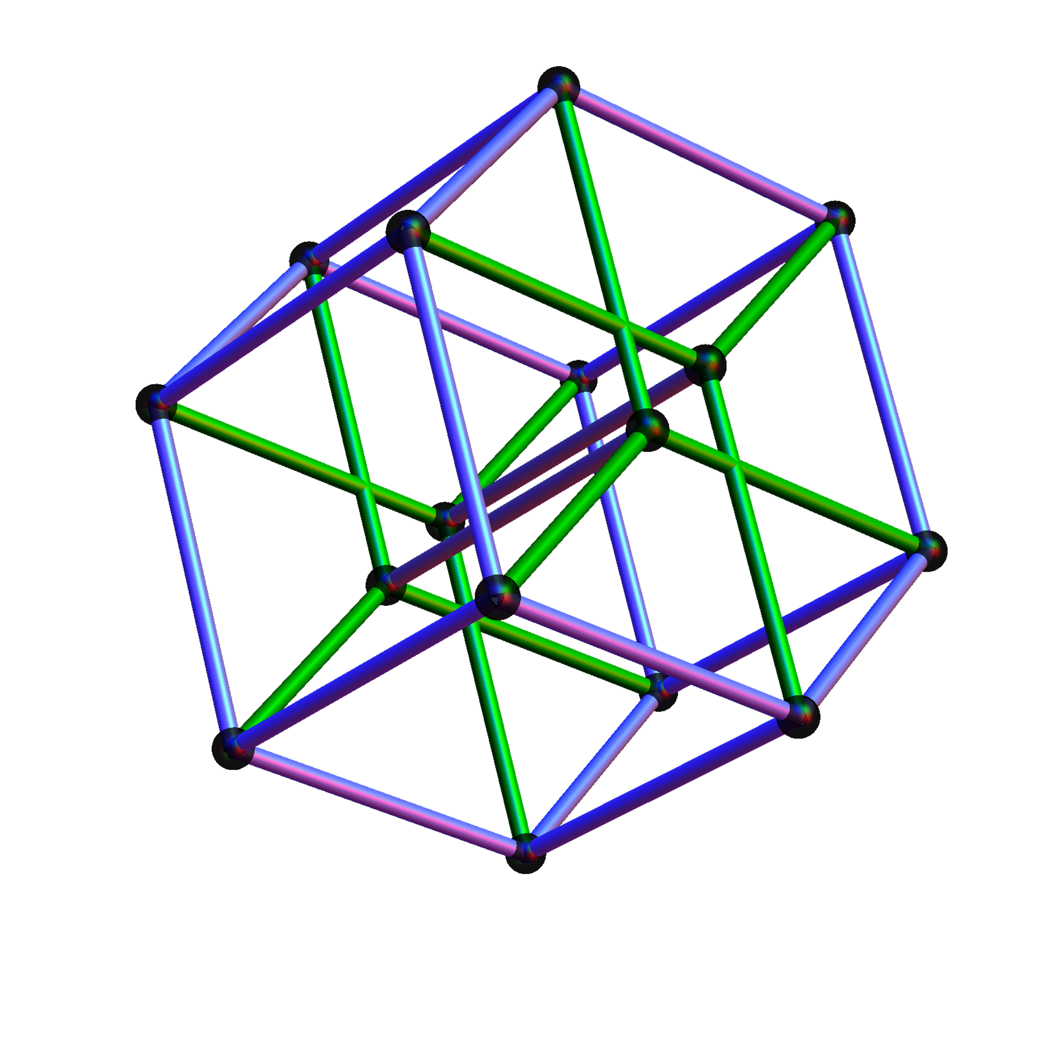 Vector outline cube. File d png wikimedia