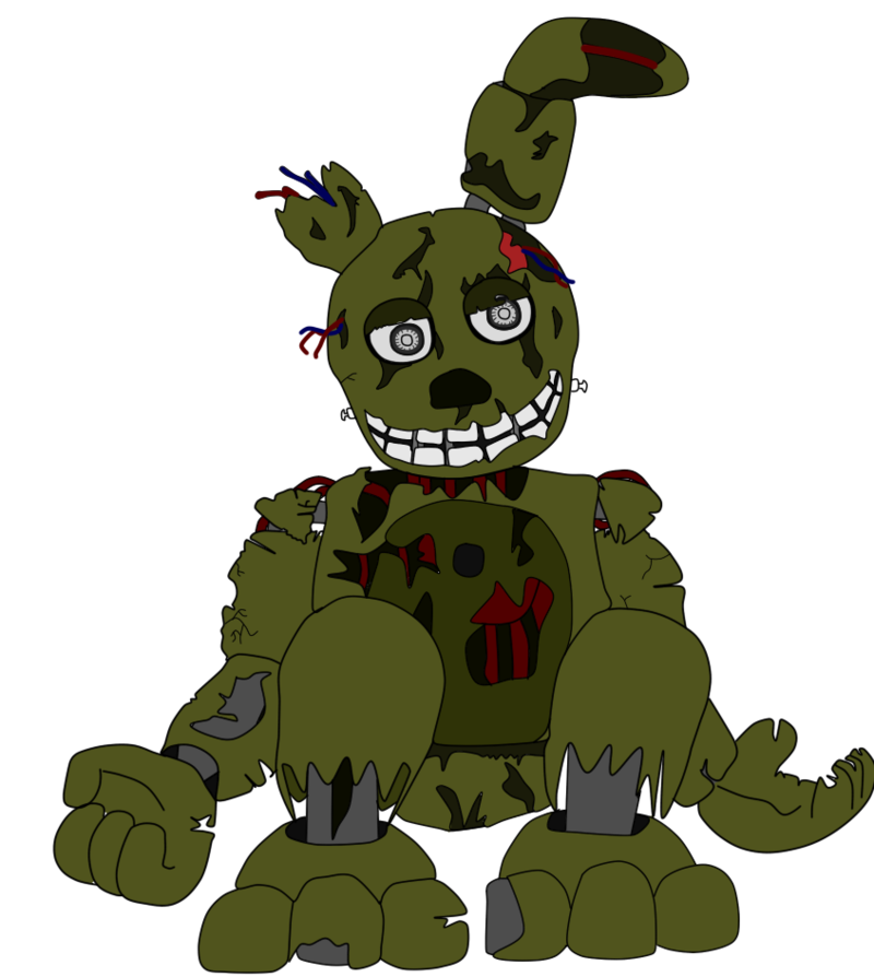 Drawing Halloween Fnaf Transparent Png Clipart Free Download Ya