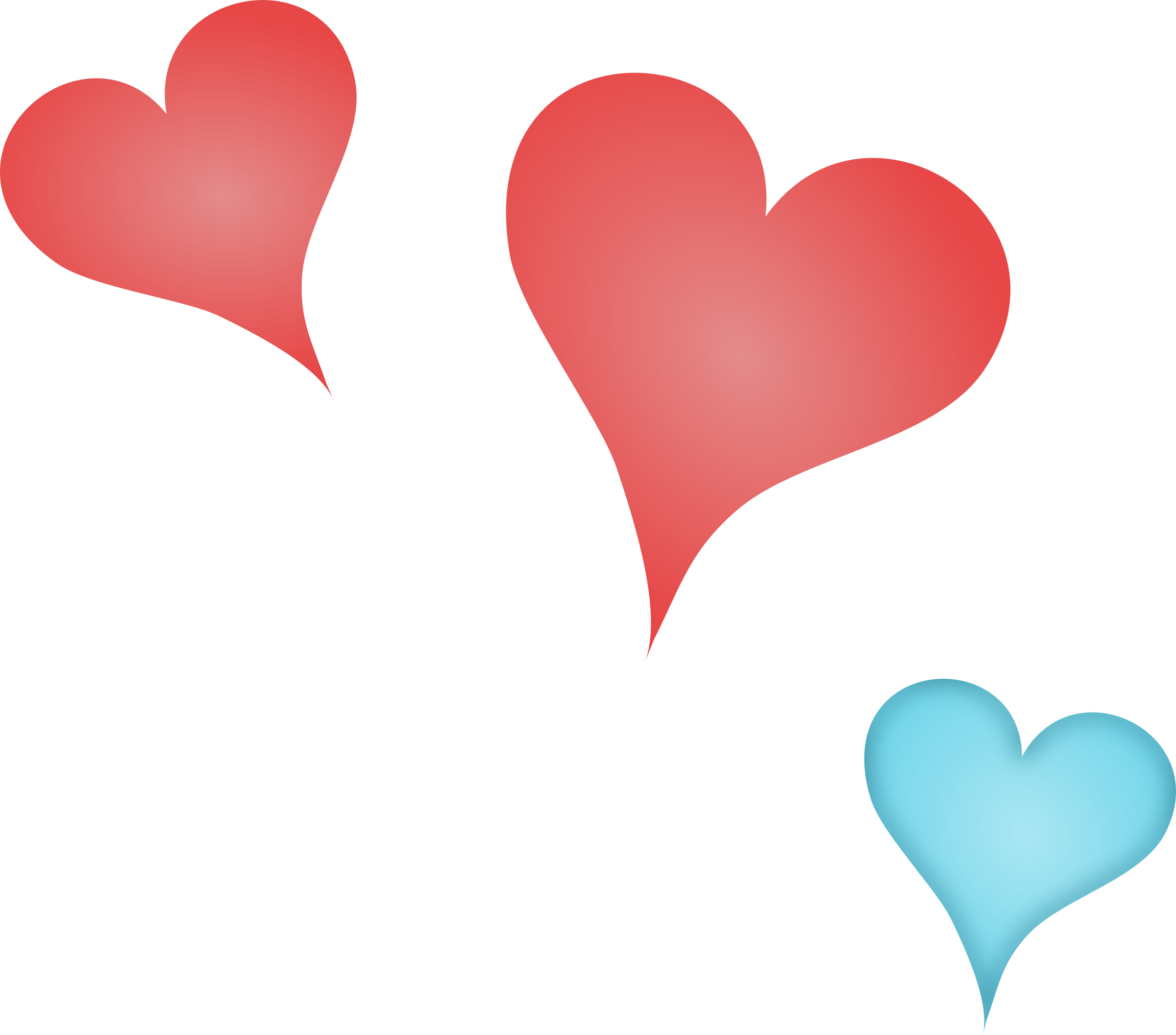Icons free and. 3 hearts png picture