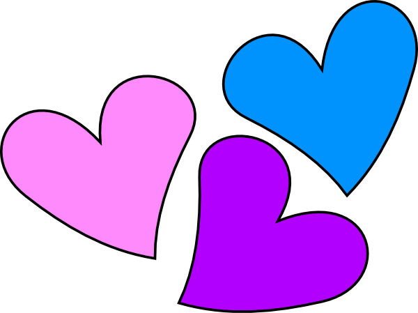 3 hearts png. Cutie mark by