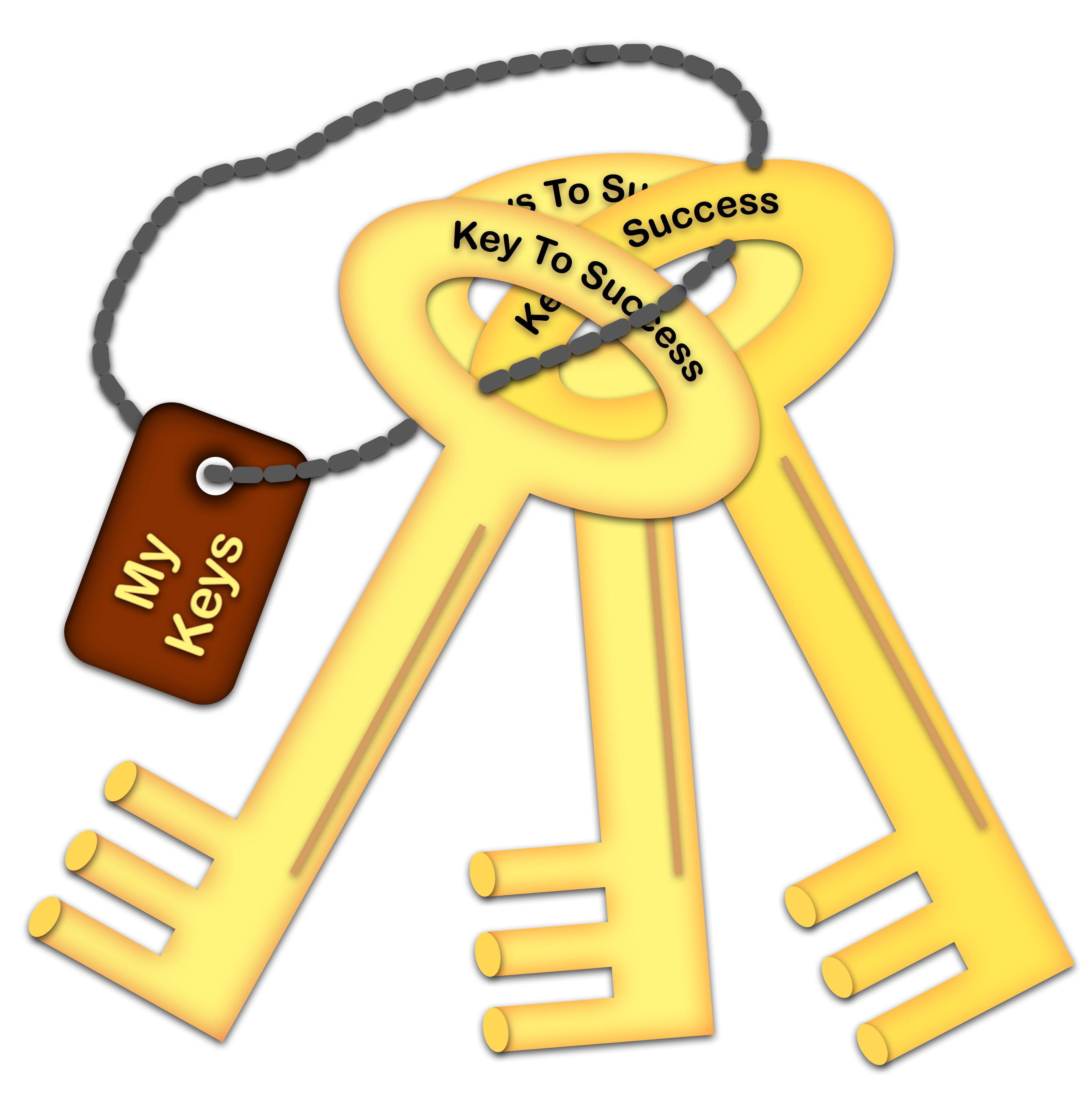 Keys to success png