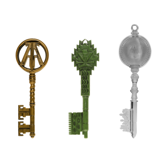 ready player one keys png