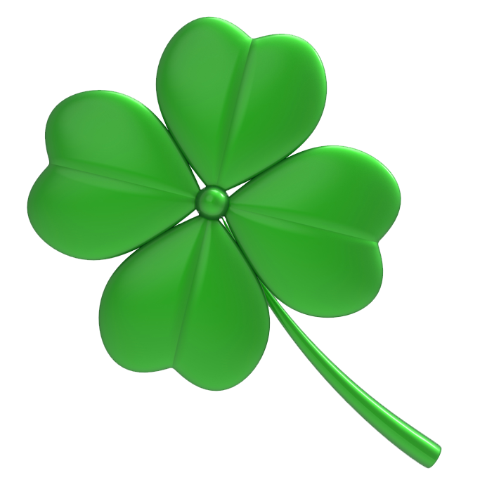 Transparent clover. Png images all free
