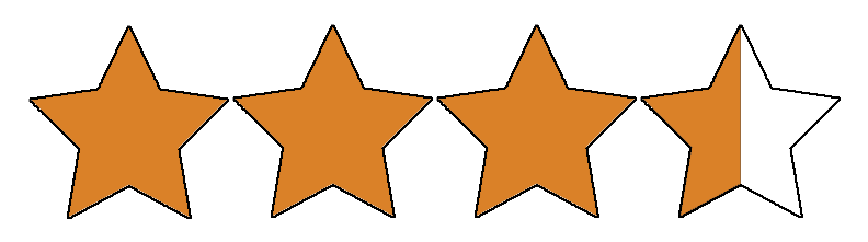 Learning hub fine arts. 3 out of 5 stars png picture transparent library