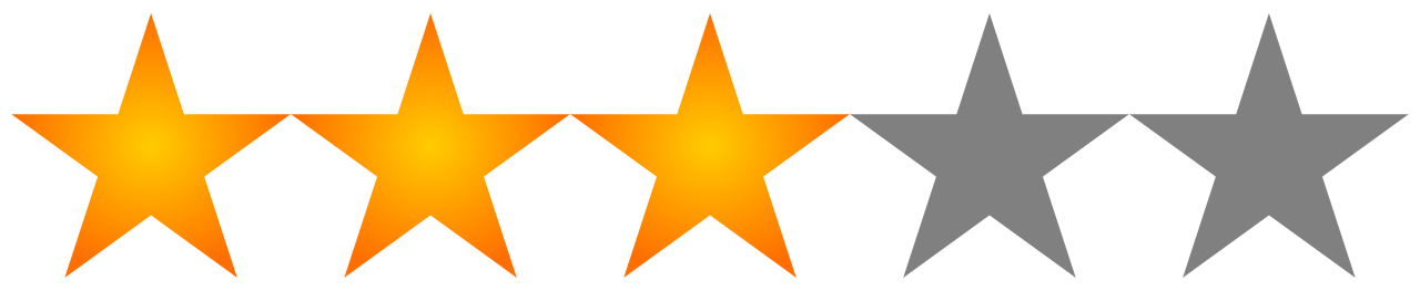 3 stars png. File svg wikimedia commons