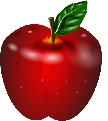 3 school apples png. Apple images free download