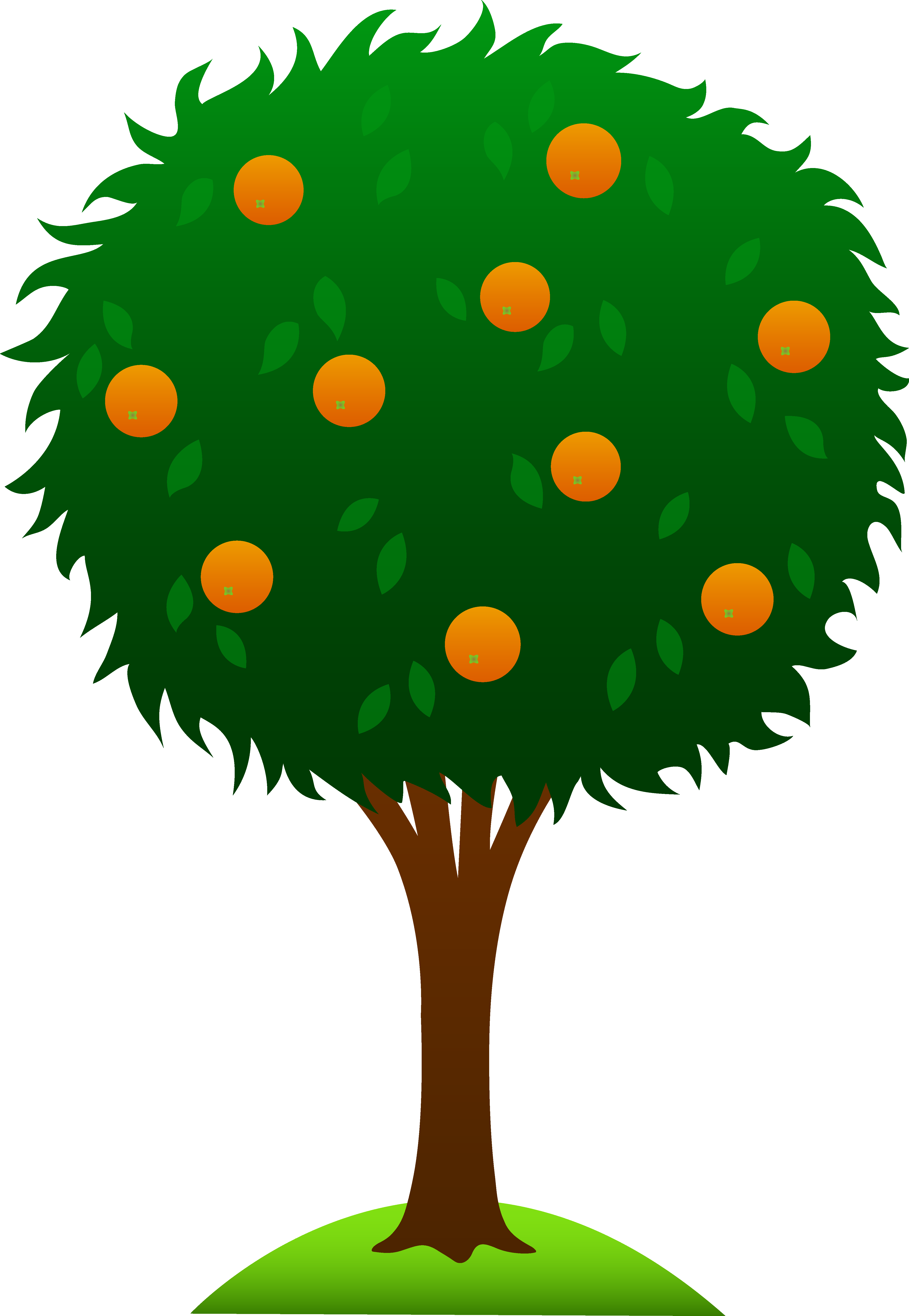 Collection of free branches. Leaf clipart apple tree jpg library download