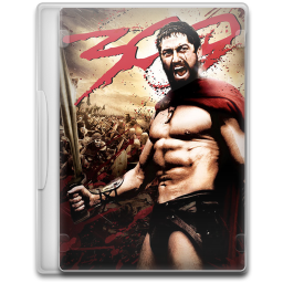 300 movie png. Icon mega pack