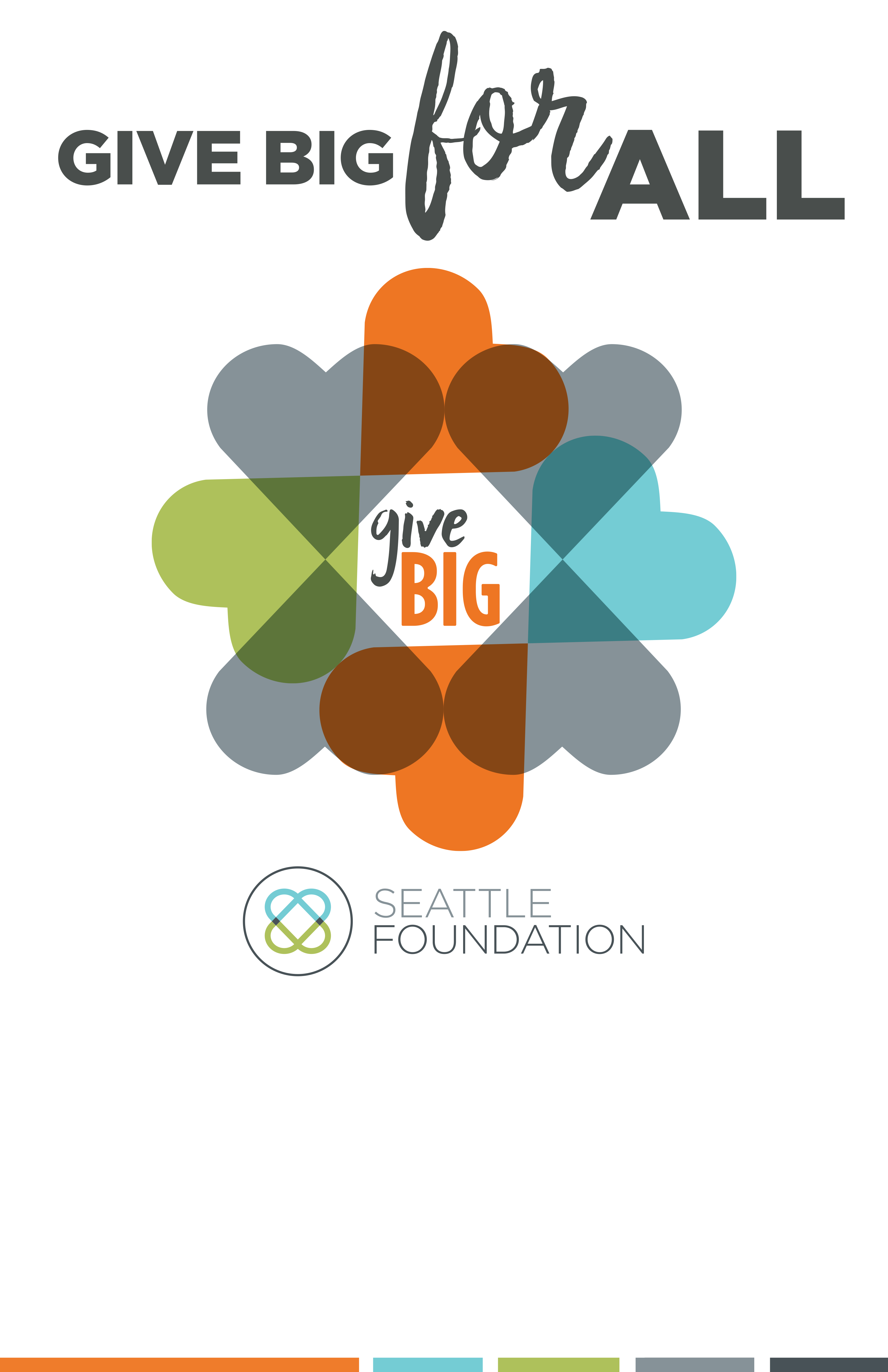 300 x 250 picture of hashtag png. Givebig seattle poster template
