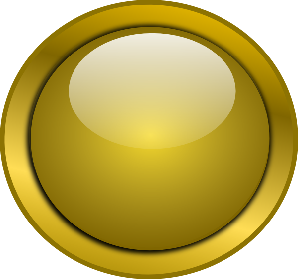 3d circle png. Fall round button clip