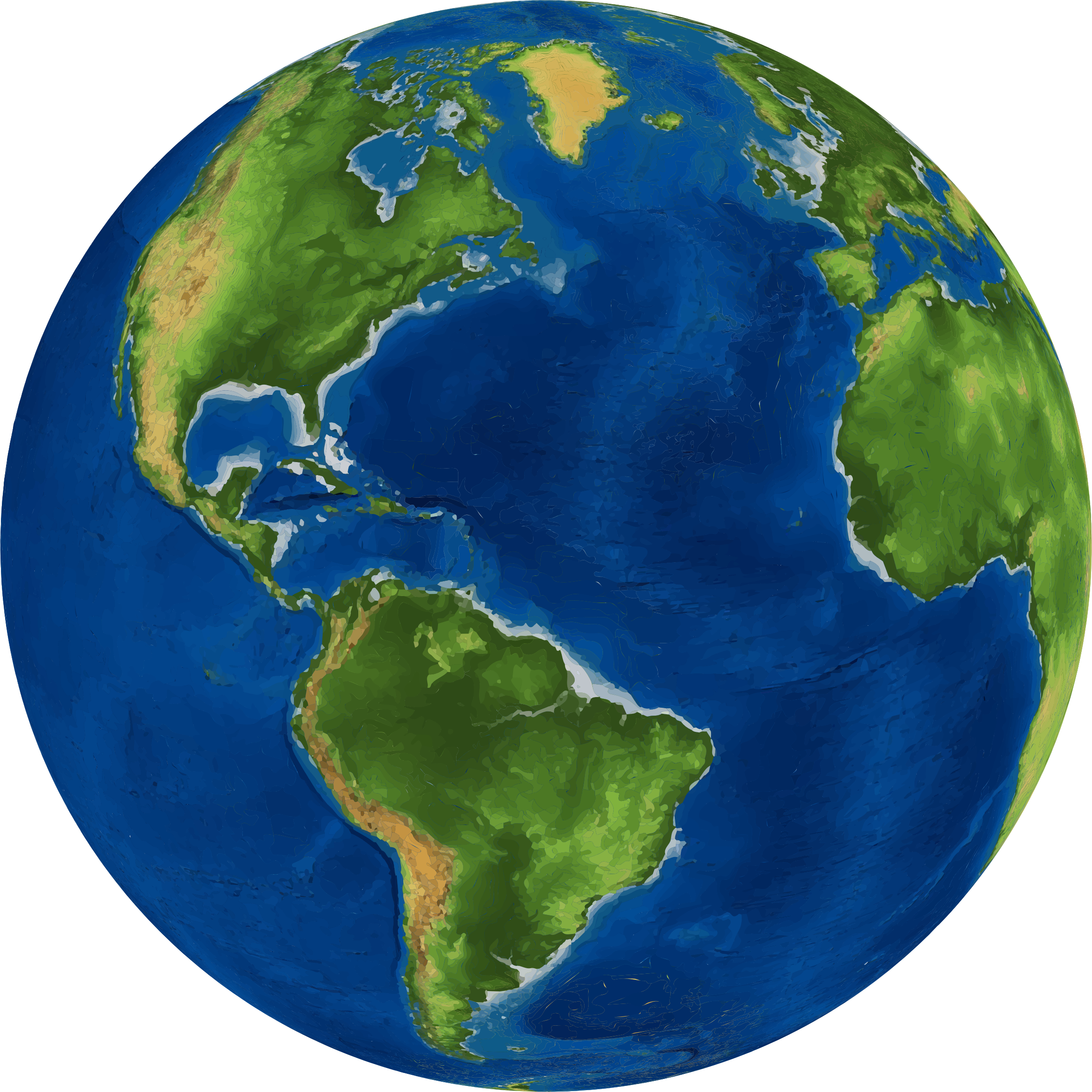 Season clipart season earth. D globe big image