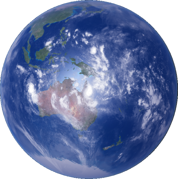 3d earth png