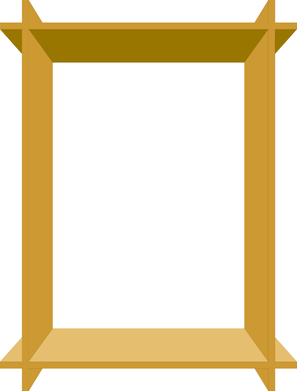 3d frame png. Picture free stock photo