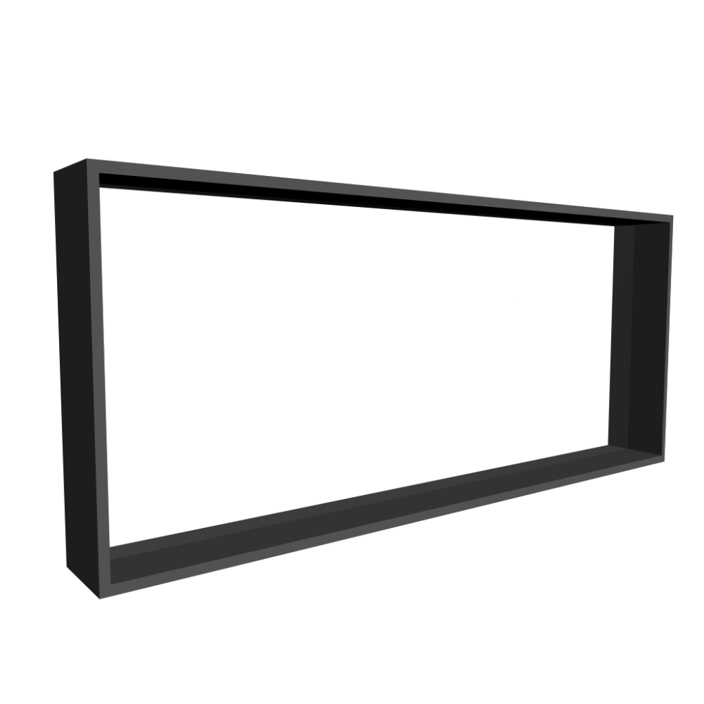 3d frame png. Steel window design and