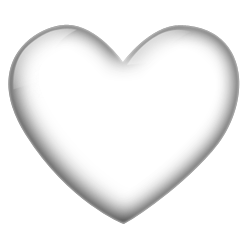 3d heart png. D images in
