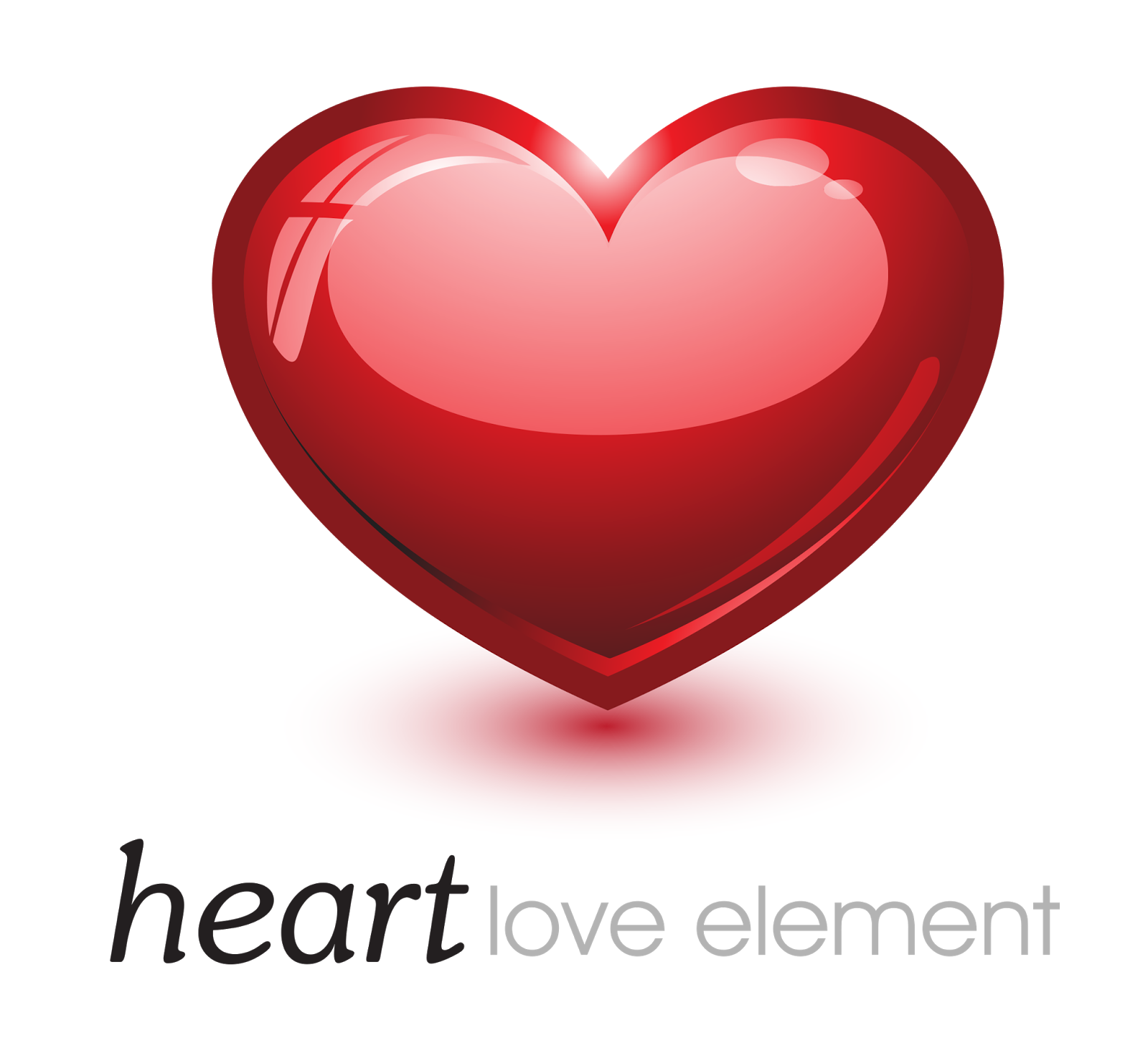 Love transparent hd photo. 3d heart png image free library