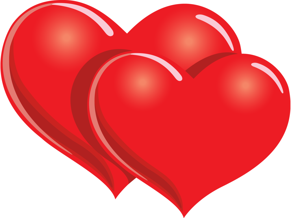 d hearts valentines. 3d heart png jpg royalty free library